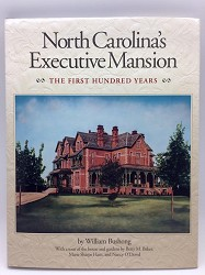 The NC Executive Mansion Book