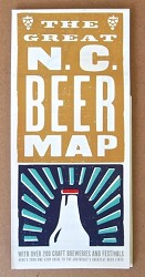 The Great NC Beer Map