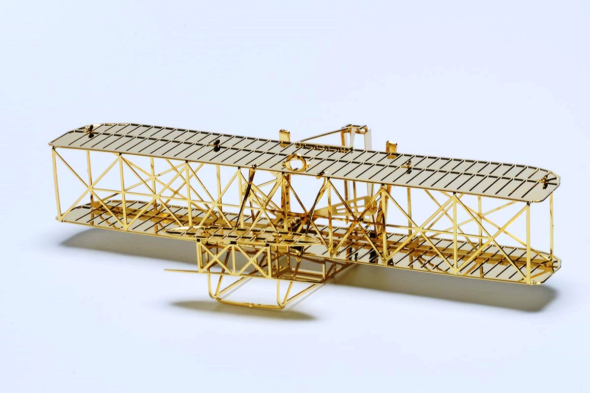 2002 3D Wright Flyer,ORC4091