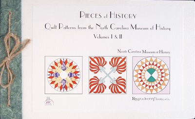 Volume 1&2 Quilt Pattern Book