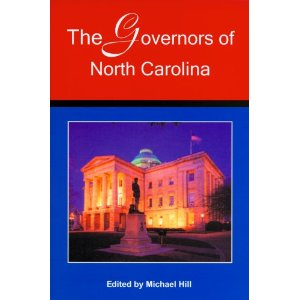 The Governors of North Carolina,Historical Publications