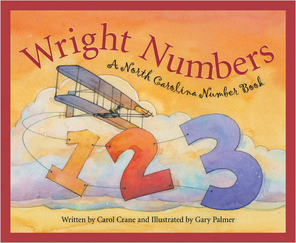 Wright Numbers: A NC Number Book,1585361968