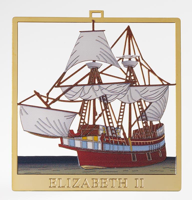 2007 Elizabeth II,ORC#6725