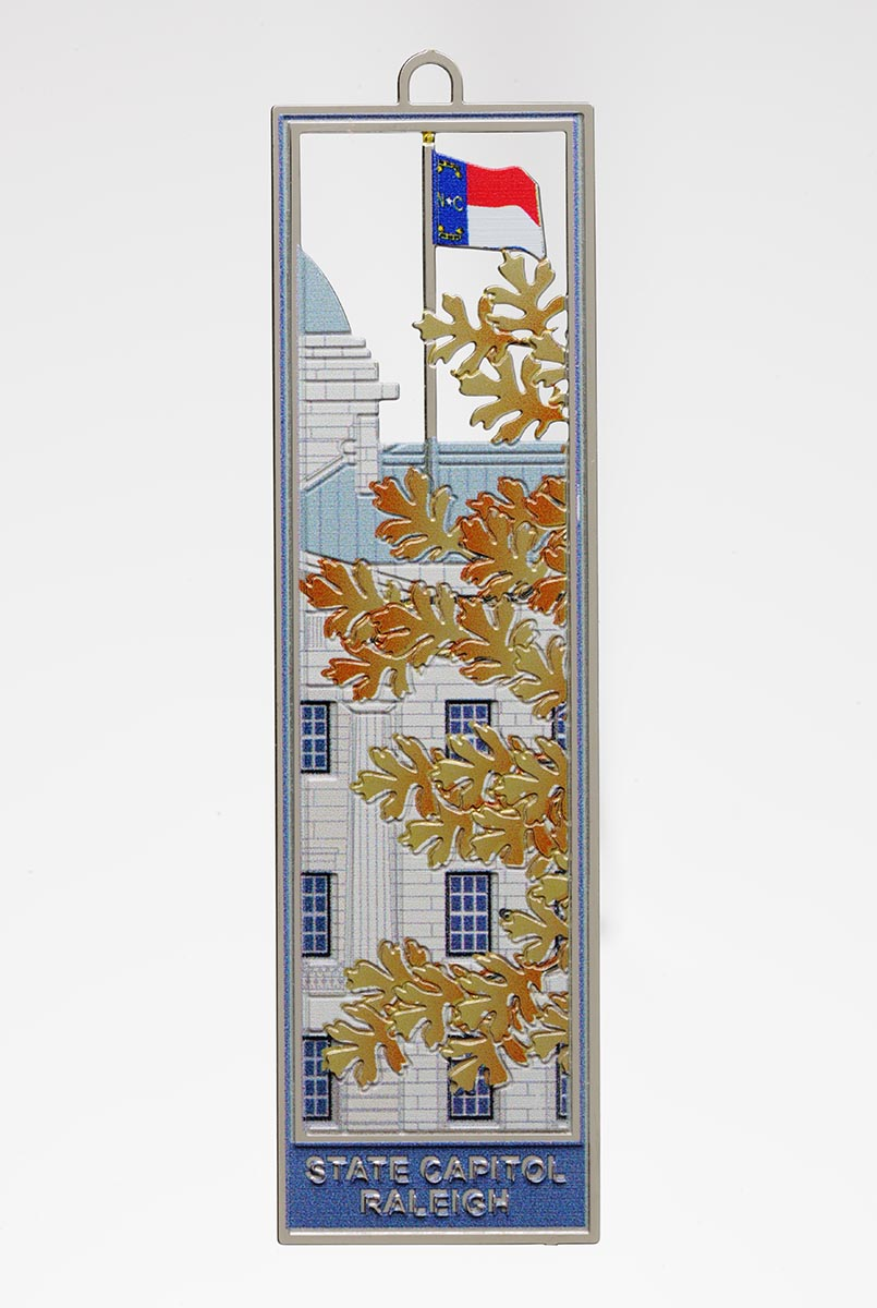 Fall At The Capitol Bookmark,BKC8450