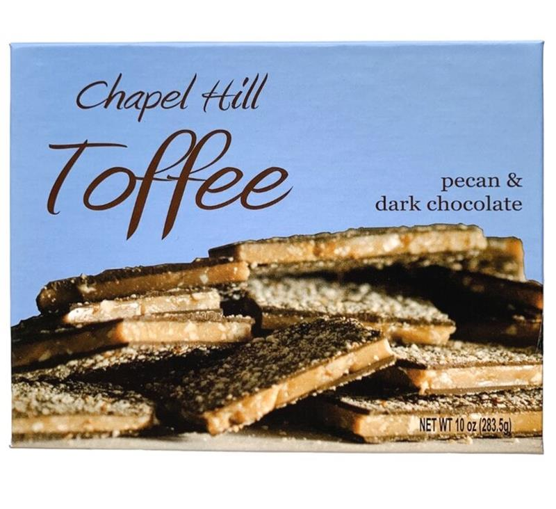 Chapel Hill Toffee 10 oz Box