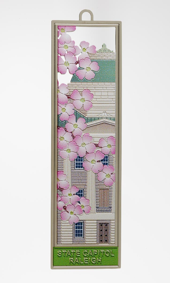 Spring At The Capitol Bookmark,BKC9319
