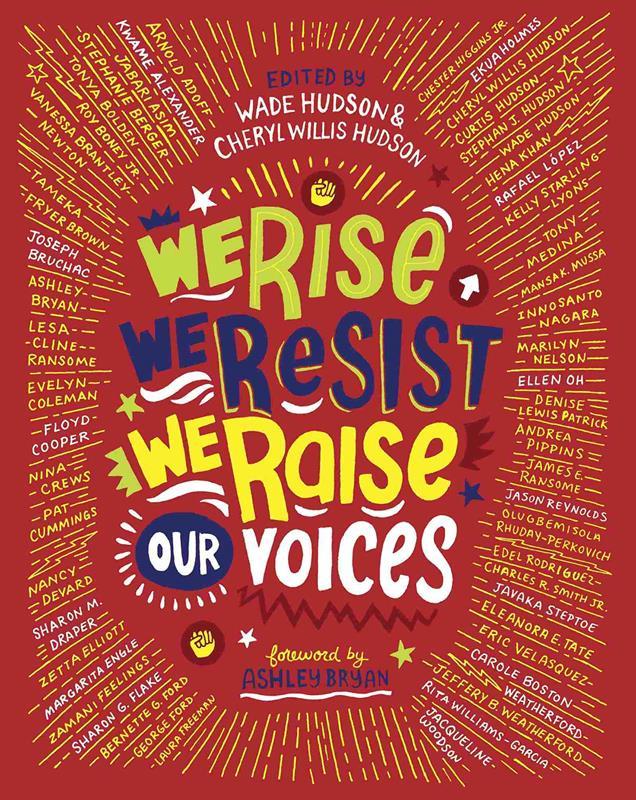 We Rise, We Resist, We Raise Our Voices