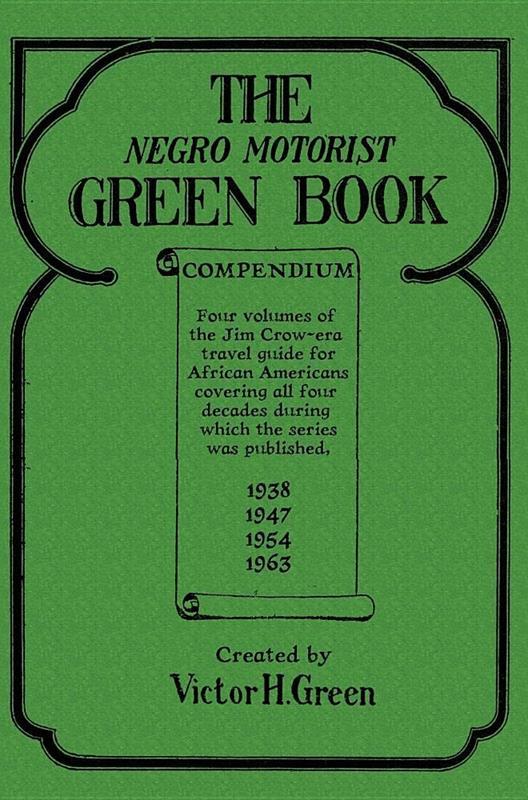 Green Book Compendium 1938,1947,1954,1963