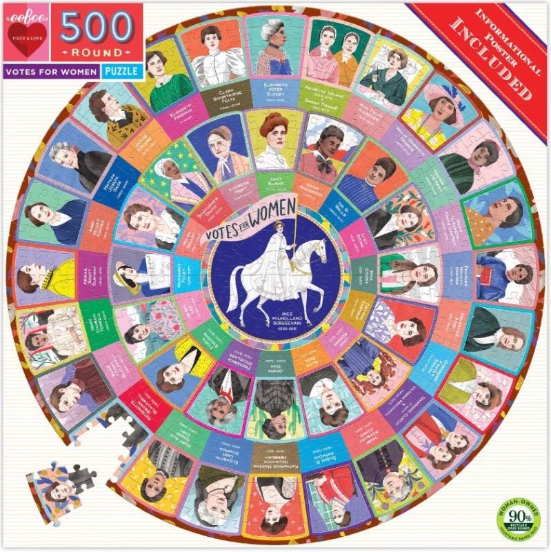 Votes for Women! 500 piece Puzzle,PZFWOM