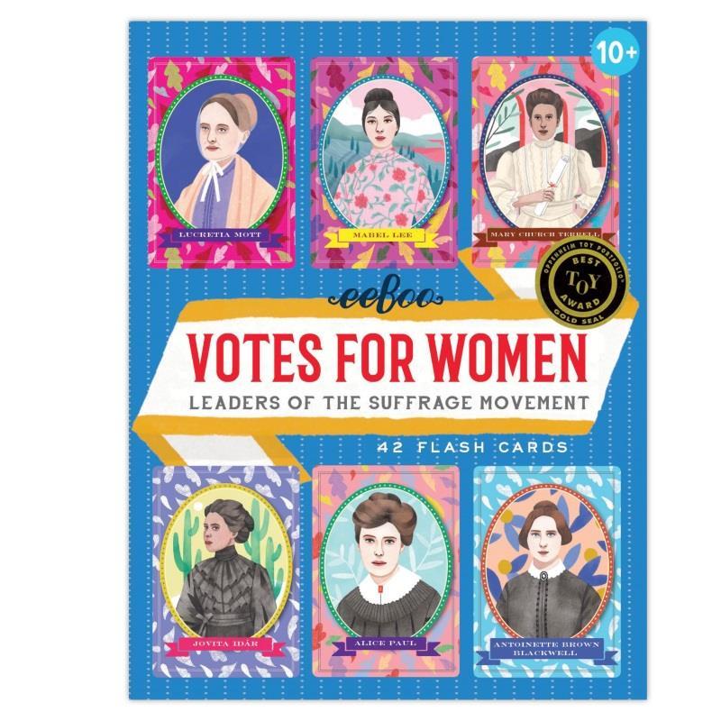 Votes for Women! Flash Cards,FLWMN